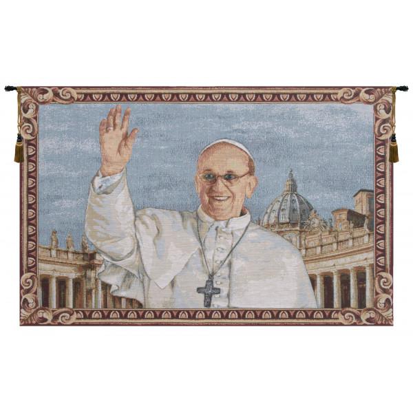 Купить Гобелен Папа Римский Фрэнсис
