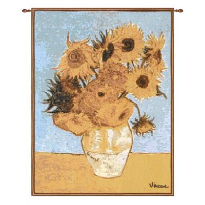 Купить Гобелен Подсолнухи (Ван Гог)