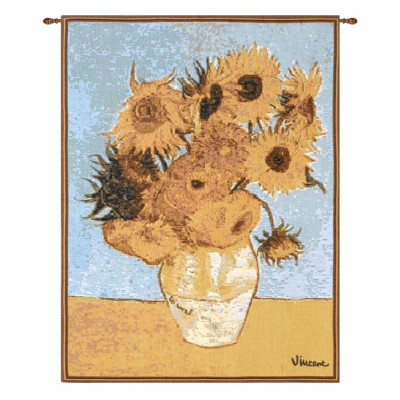 Гобелен Подсолнухи (Ван Гог)