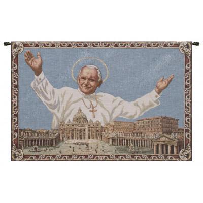 Купить Гобелен Папа Римский Иоанн Павел II