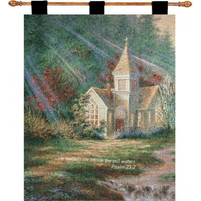 Купить Гобелен Церковь