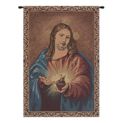 Гобелен Сердце Иисуса
