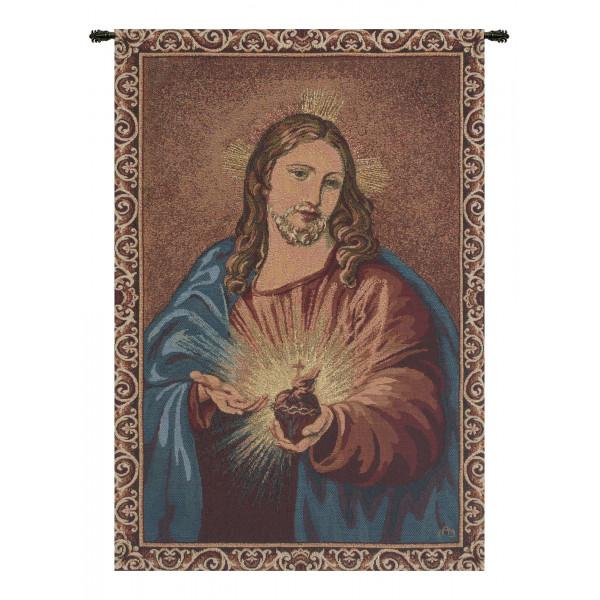 Купить Гобелен Сердце Иисуса