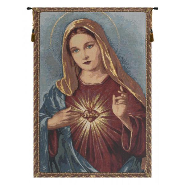 Купить Гобелен Священное сердце Марии