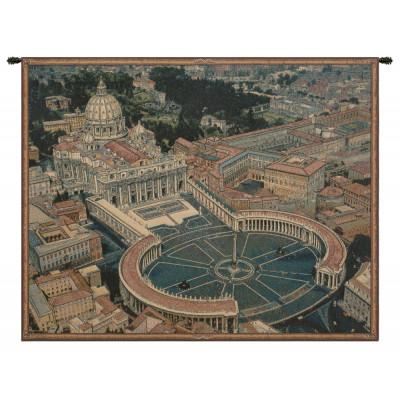 Купить Гобелен Площадь Святого Петра