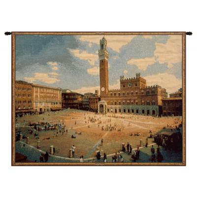 Купить Гобелен Площадь Сиена