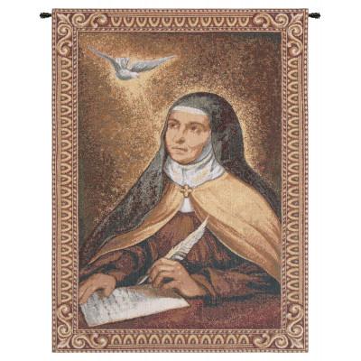 Гобелен Святая Тереза из Авилы