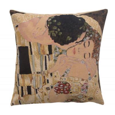 Подушка декоративная Поцелуй III (Климт)