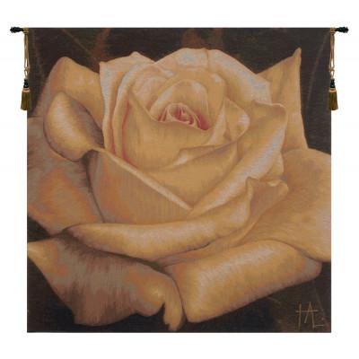 Гобелен Роза (желтый)