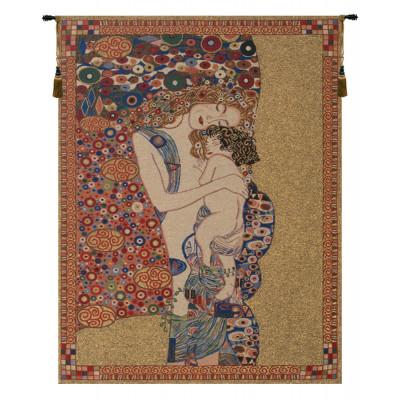 Гобелен Мать и ребенок (Климт)