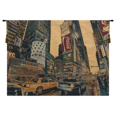 Гобелен Таймс-сквер Нью-Йорк