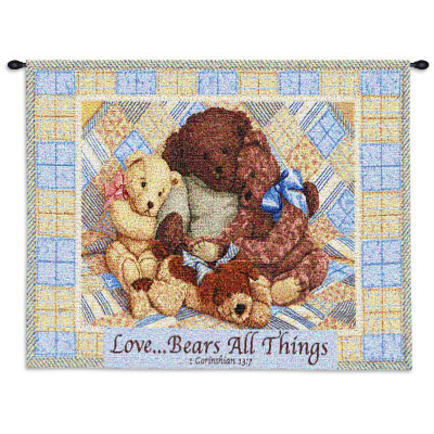 Гобелен Медвежья любовь
