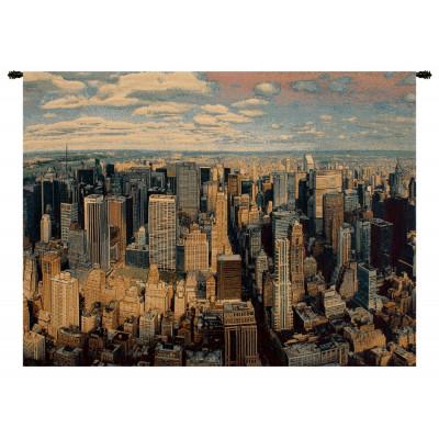 Купить Гобелен Нью-Йорк день