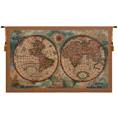 Гобелен Античная карта I