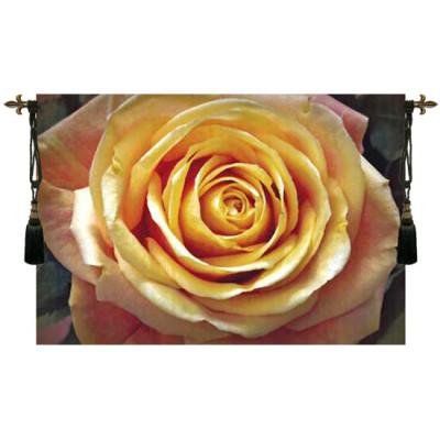 Гобелен Желтая Роза