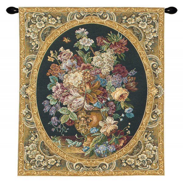 Купить Гобелен Цветочная Рама