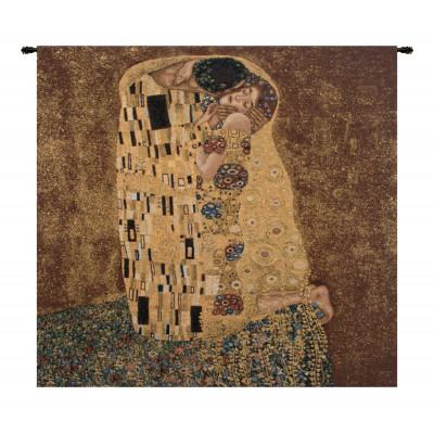 Гобелен Поцелуй (Климт)