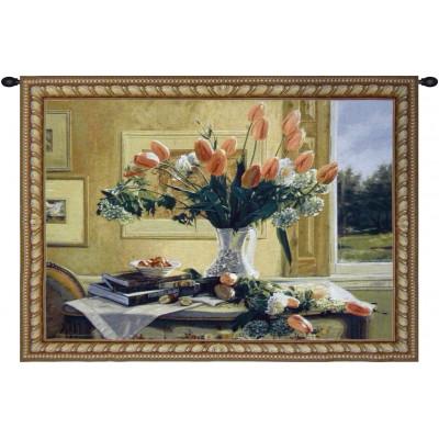Гобелен Французские тюльпаны и яблоки