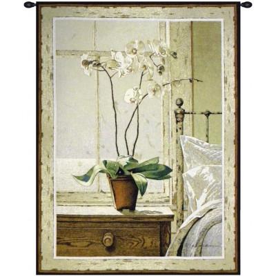 Гобелен Орхидеи у окна