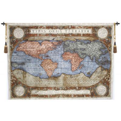 Гобелен Карта мира II