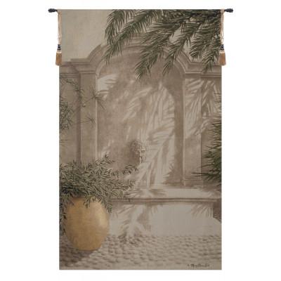 Гобелен Урна и фонтан