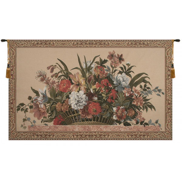 Купить Гобелен Цветочная корзина