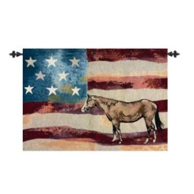 Купить Гобелен Американская лошадь