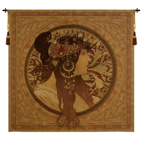 Купить Гобелен Дамские серьги (Квадратный)