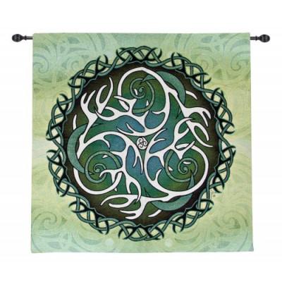 Купить Гобелен Кельтские рога и луна