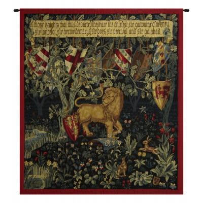 Купить Гобелен Геральдический лев