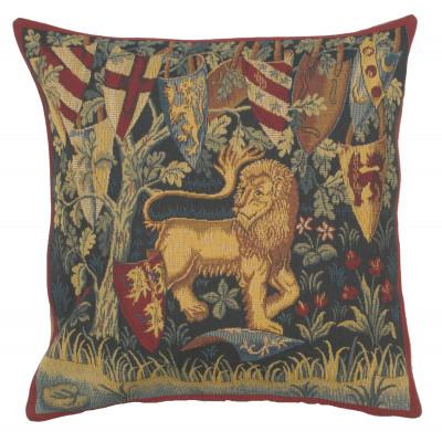 Подушка декоративная Геральдический лев
