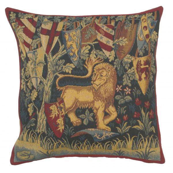 Купить Подушка декоративная Геральдический лев