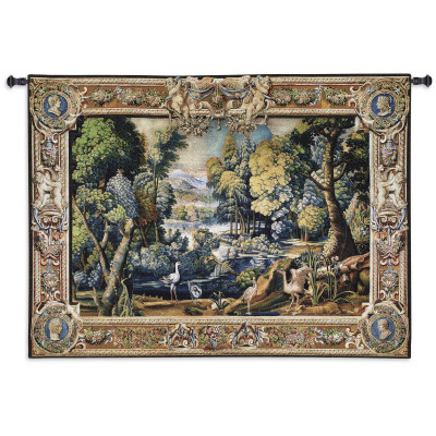 Купить Гобелен Пейзаж XV века