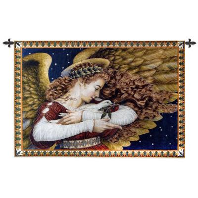 Купить Гобелен Ангел и голубь