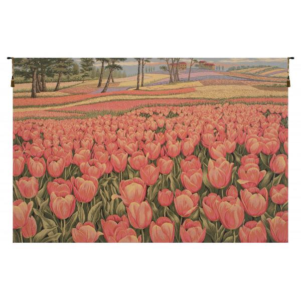 Гобелен Тюльпаны