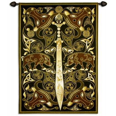 Купить Гобелен Кельтский воин