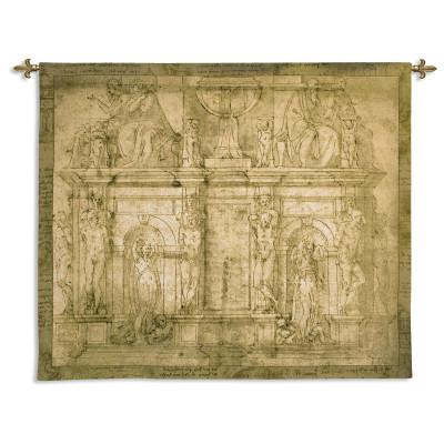 Купить Гобелен Гробница Юлия II