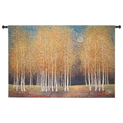 Гобелен Золотой лес