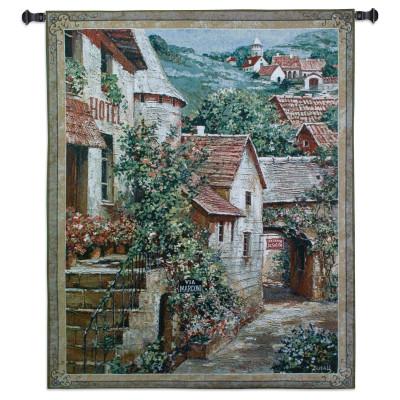 Гобелен Итальянская деревня I