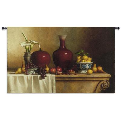 Гобелен Восточный натюрморт с лилиями
