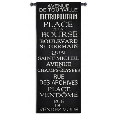 Купить Гобелен Улицы Парижа