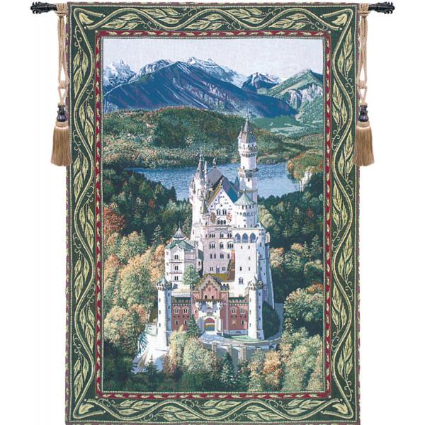 Купить Гобелен Замок Нойшванштайн