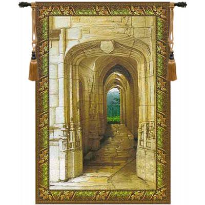 Купить Гобелен Садовая арка