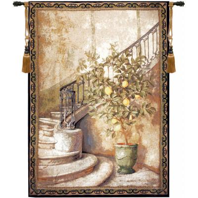Купить Гобелен Лимон и лестница