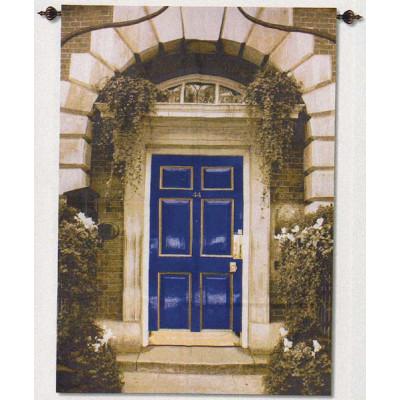 Купить Гобелен Синяя дверь