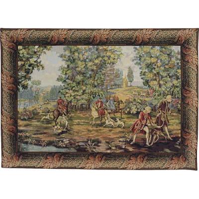 Купить Гобелен Охота Людовика XV