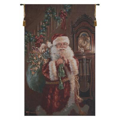 Купить Гобелен Санта с подарками