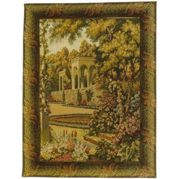 Купить Гобелен Сады замка на озере Комо
