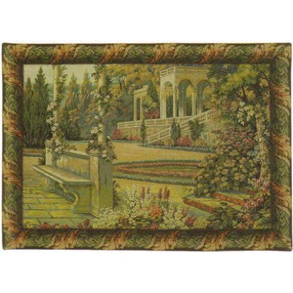 Купить Гобелен Сады на озеро Комо