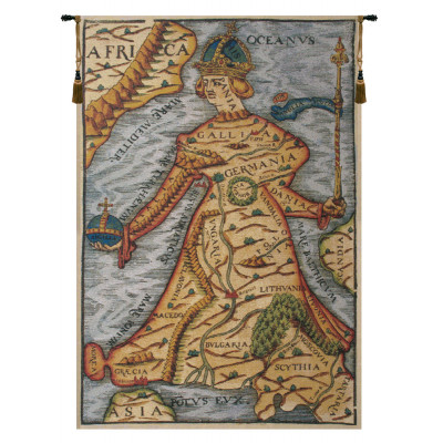 Гобелен Карта Птолемея